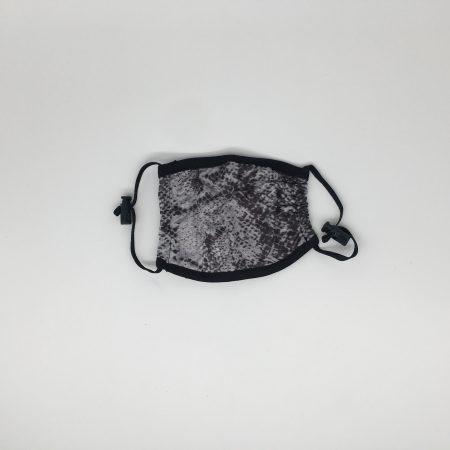 Snakeskin (silver)