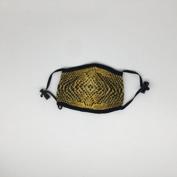 Snakeskin (Yellow)
